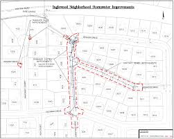City Of Tallahassee Utility Inglewood Neighborhood Drainage Improvement Project Your Own