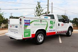 Aaa Unveils North Americas First Roadside Assistance Truck