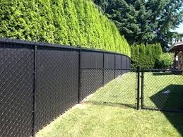 chain link fence privacy screen. Chain Link Fence Privacy Screen Picture Of Black Mesh Ideas Perfect