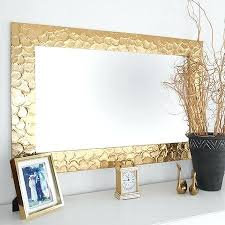 Diy Mirror Frame Mirror Frame Diy Mirror Frame Tile writingcircleorg
