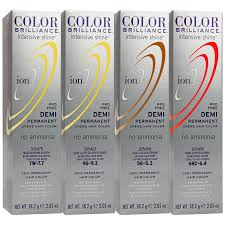 How Much Developer For Ion Color Brilliance Ion Color