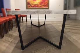 monaco marble dining table