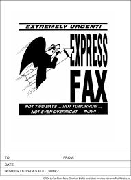 Urgent Fax Fax Cover Sheet