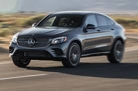 Then browse inventory or schedule a test drive. Mercedes Benz Glc Coupe 2018 Motor Trend Suv Of The Year Contender