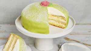 Candice Browns Lemon Prinsesstarta Princess Cake Recipe The