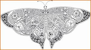 Free Butterfly Coloring Pages Unique Butterfly Coloring Pages For