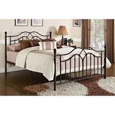 bronze bed frame. Wonderful Bronze DHP Tokyo Modern Metal Rails Headboard And Footboard Bed Frame Bronze Full  Size For