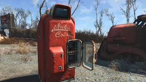 Fallout 4 Nuka Cola Vending Machine Inspiration OJO BUENO NUKACOLA MACHINE 488K 488K 488K At Fallout 488 Nexus Mods And
