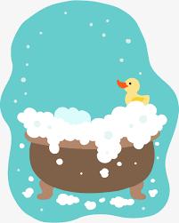 cute children painting bubble bath vector children vector bubble vector cartoon png and