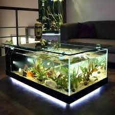 fish coffee table aquariums or fish tanks are perfect decors for your home keep in mind fish coffee table