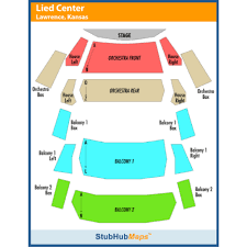 Lied Center Kansas Events And Concerts In Lawrence Lied