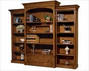 home office library furniture. urban executive bookcase set by hekman he79104set home office library furniture