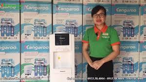 Cây nước nóng lạnh Kangaroo KG32N - Cây nước có khoang khử trùng