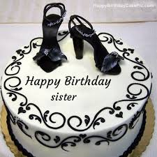 Happy Birthday Sister Cake Images Fashion Happy Birthday Cake For