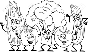 Image result for fruits and vegetables clipart