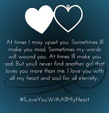 I Love You Quotes For Her From The Heart Impressive I Love You With All My Heart Quotes Images LOVE QUOTES CITAZIONI