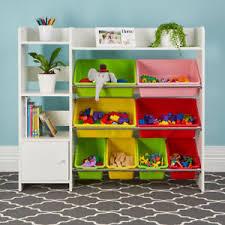 furniture toy storage. Image Is Loading Kids-Toy-Storage -Bookshelf-Children-Bookcase-Organiser-White- Furniture Toy Storage