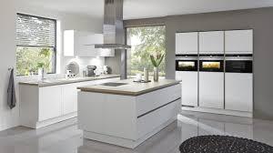 Moderne Einbauküchen Grau