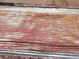 reclaimed corrugated metal tin roofing full sheets available per sq ft for