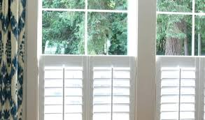 cost of shutters. Plantation Blinds Good Window Dressing Inside Half Shutters Interior Cost Of