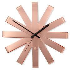 <b>Часы настенные umbra</b>, <b>RIBBON</b> купить в интернет-магазине ...