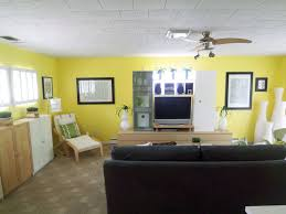 Contemporary Decor Living Room Gray And Yellow  Just DecorateYellow Themed Living Room