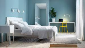 30 buoyant blue bedrooms that add