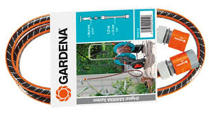 gardena hose reel connection set 18040