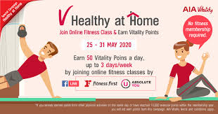 absolute u and earn 50 vitality points