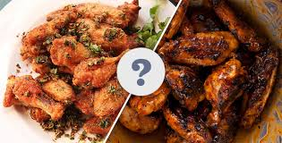 what is the difference between hot wings and buffalo wings