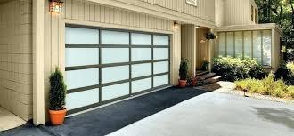 glass garage door cost aluminum awesome doors canada