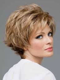 Short Layer Hair Style short layered hairstyles for women over 50 women medium haircut 6270 by wearticles.com