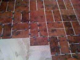 Red Brick Flooring Kitchen Similiar Rustic Brick Flooring Keywords