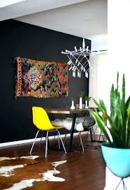 southwestern rug metal art wall hanging rag co diy wall rug art hang hooked