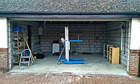 double garage door convert double garage door to single in awesome home remodeling ideas with convert double garage door