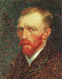 kayleigh jane bradleykj essay vincent van gogh chuck  vincent van gogh s self portrait spring 1887 oil on pasteboard 42 × 33 7 cm