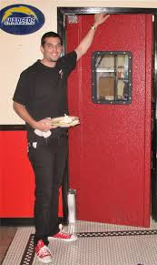Double Swinging Kitchen Doors Restaurant Kitchen Traffic Doors And Restaurant Traffic Door