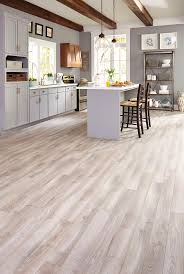 Gray tones mixed with light creams and tans suggest a floor worn over time,  evoking. White Laminate FlooringGrey Laminate Wood ...