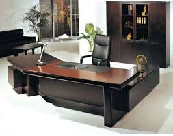 Executive Office Furniture Suites Set