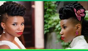 Coiffure Mariage Femme Africaine 283218 Coiffure Mariage