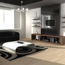 Modern Black And White Bedroom Black And White Interior Design For Your Home Decor Og