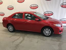 2010 Used Toyota Corolla 4dr Sedan Automatic XLE at East Madison ...