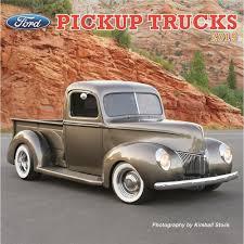 Ford Pickup Trucks 2019 Mini Wall Calendar     Calendars.com