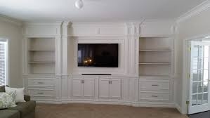 Wall Units, Surprising Built In Entertainment Center Ideas Built In  Entertainment Centers For Flat Screen ...