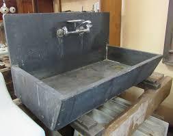 slate sink 36 x 22 x 20 h