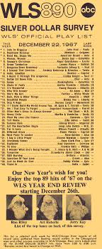 Billboard Charts 1970 By Week Am 890 Wls Chicago Music Surveys Great Memories Music