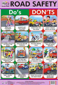 Road Safety Chart In India Road Safety Chart Quixot Multimedia Pvt Ltd Khasra No