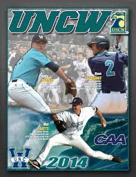 2014 UNCW Baseball Virtual Guide by UNC Wilmington Athletics Dept. - issuu