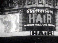 「1968 – The musical Hair」の画像検索結果
