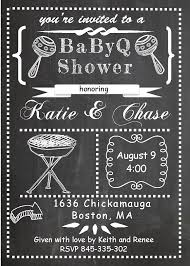 Baby q shower invitations is one of the best idea for you to make your own  baby shower invitation design 16